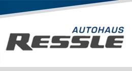 Banner Autohaus Ressle